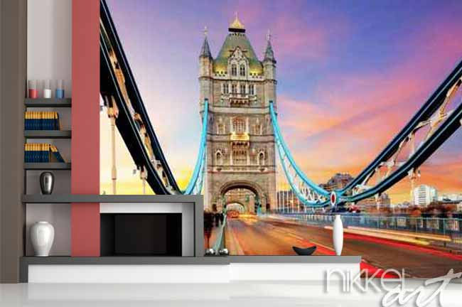 Papiers peints Tower bridge Londres